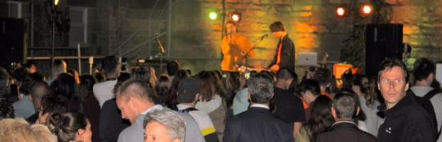 Concert au lycée de Domfront